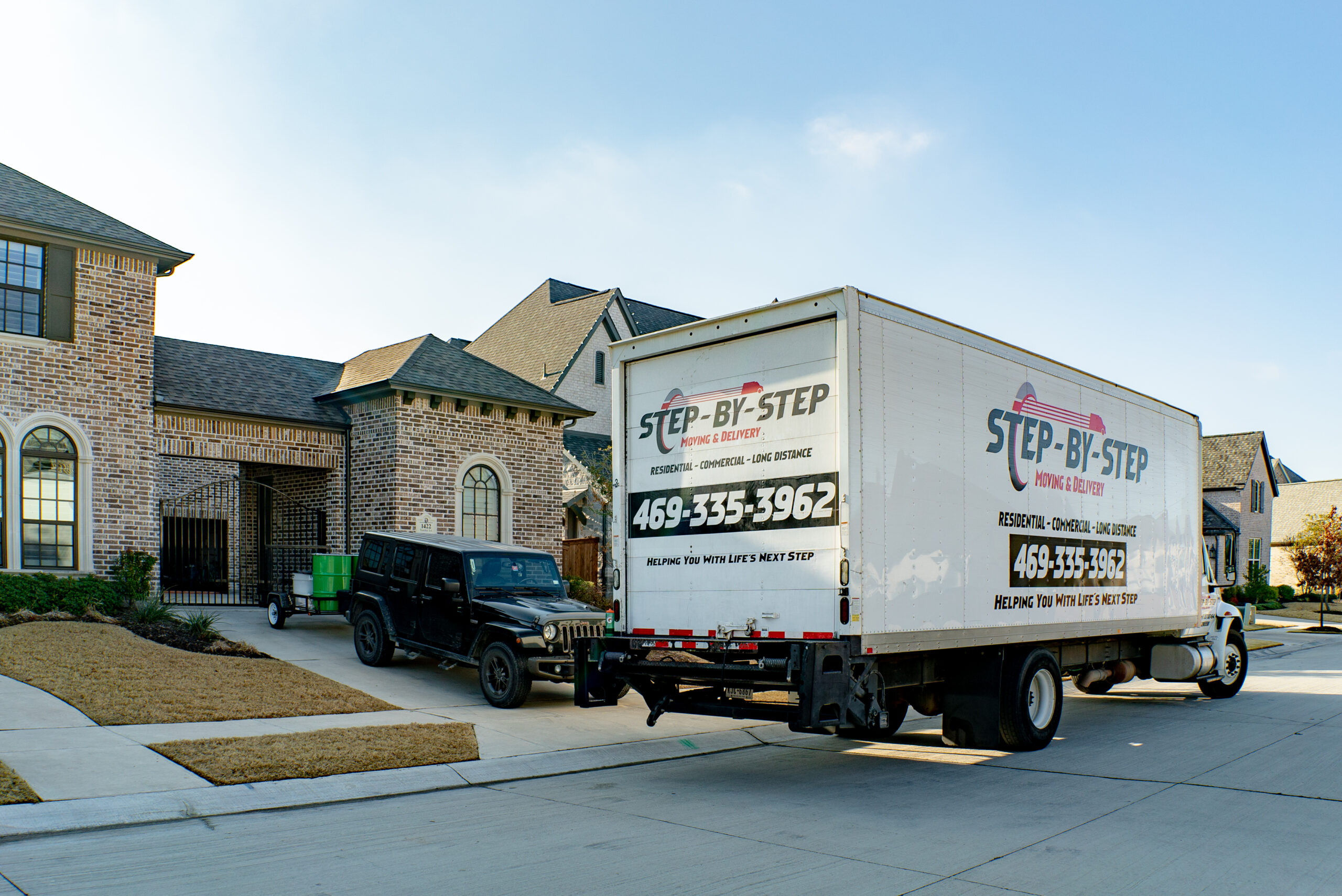 long distance moving- inter state movers